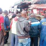 Six injured in road accident along Nairobi-Nakuru highway