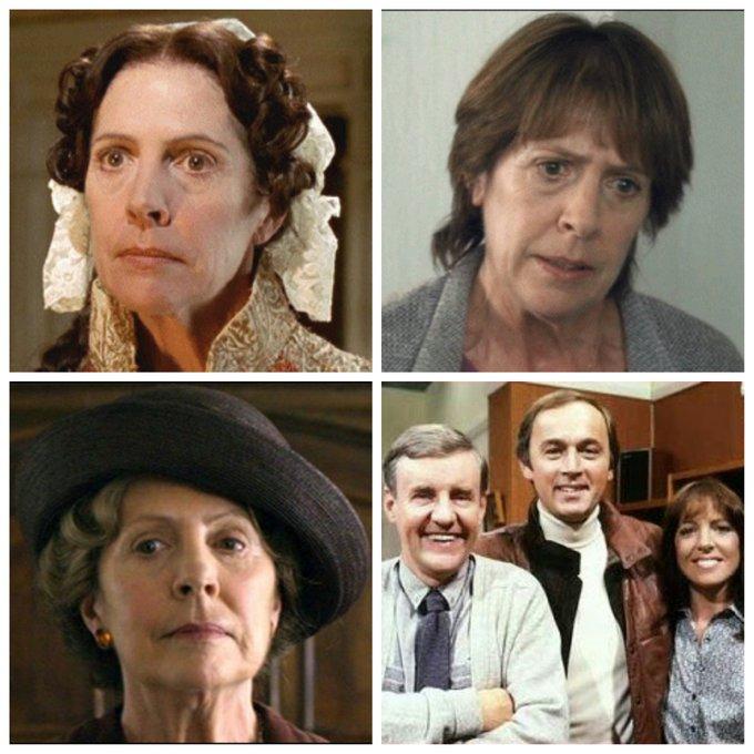 Penelope Wilton is 71 today, Happy Birthday Penelope!