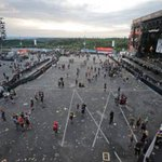 Rock Am Ring music festival in Germany evacuated over possible terrorist threat