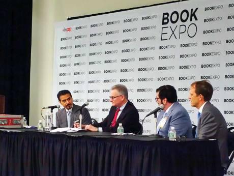 Global publishing leaders praise Sultan