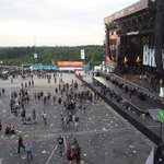 Terror threat shuts down Germany's Rock am Ring festival on opening night