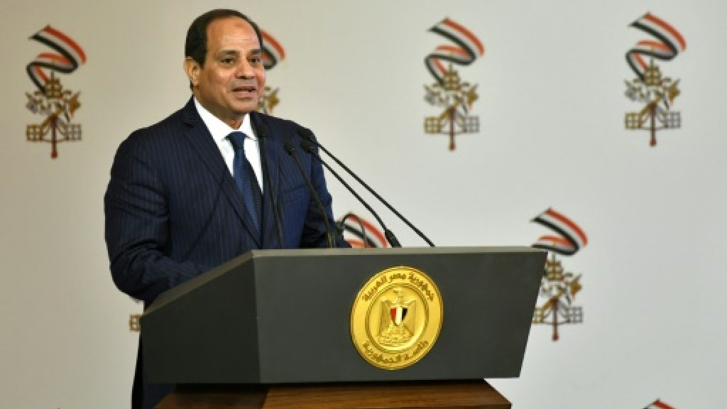Rights groups denounce Egypt NGO law
