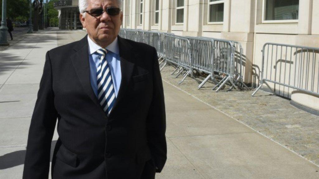 Guatemalan pleads guilty in FIFA scandal