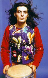 Happy Birthday to the fabulous Mickey Finn who would have been 70 today. R.I.P.