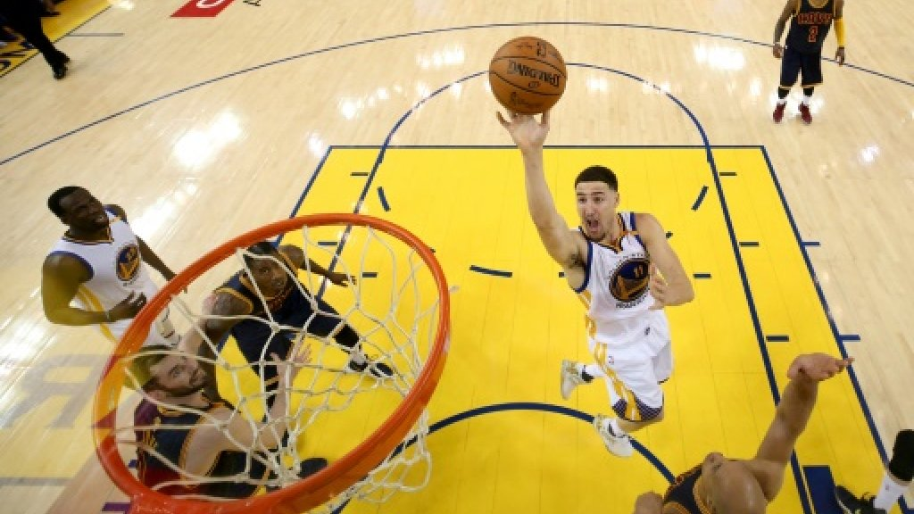 Feats of Klay less important than NBA Warriors winning