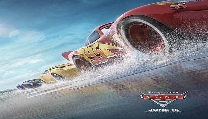Win A Family Pass To See Disney*Pixar's Cars 3 In #Toronto