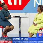 I am Senator Muthama's wife, Jubilee Women Representative candidate declares