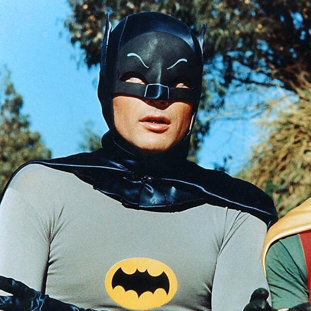 RIP Adam West. My son's first hero (not counting Beyoncé). Thanks for the bravery, integrity, and laughs. ❤ https://t.co/2ujLhcfRyY