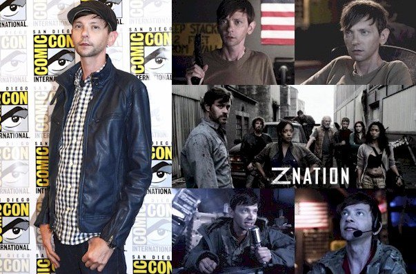 Hoy cumple 39 años DJ Qualls (Simon Cruller / Citizen Z en Happy Birthday