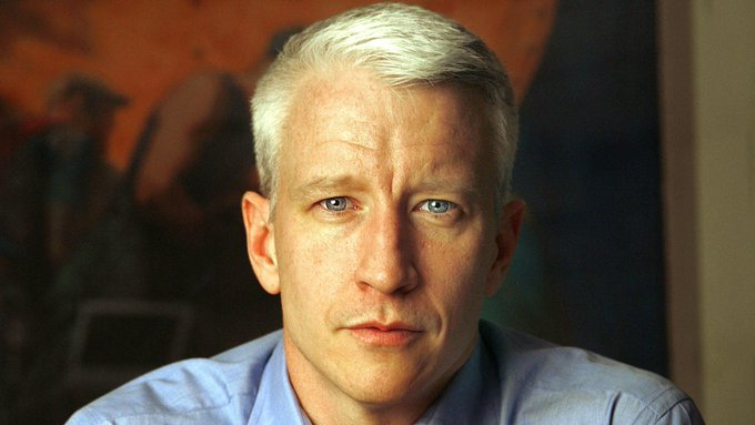 Happy 50th birthday to Anderson Cooper!