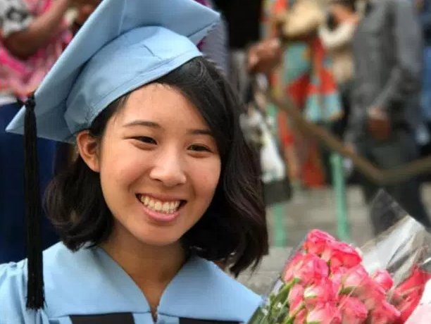 Nineteen-year-old Vancouver woman completes master's at Columbia University