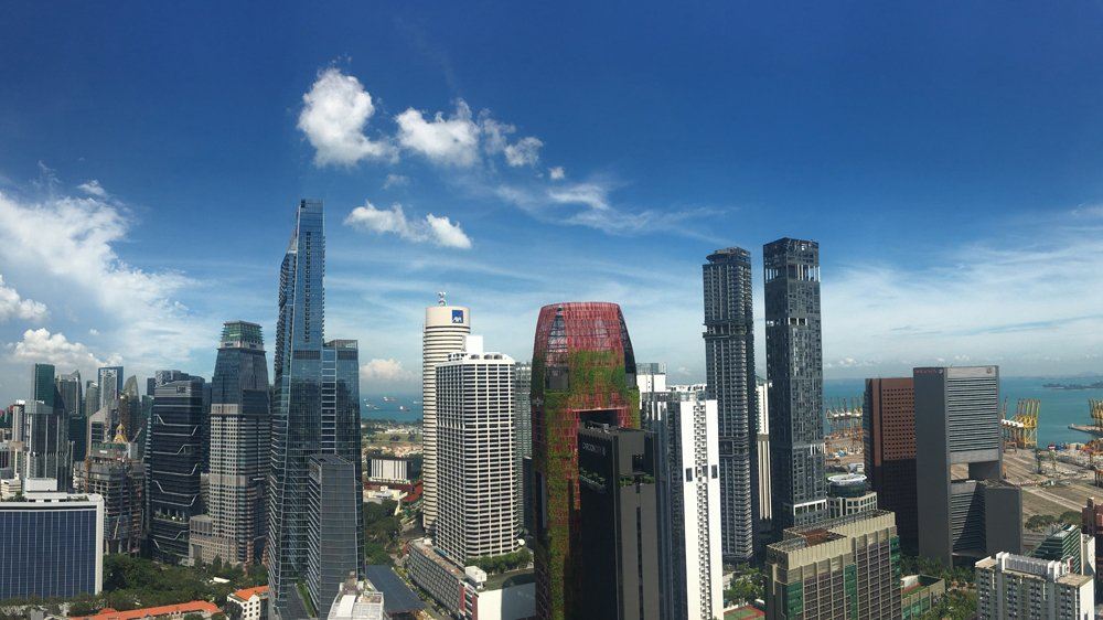 From vertical farms to living buildings, Singapore is Asia's greenest city