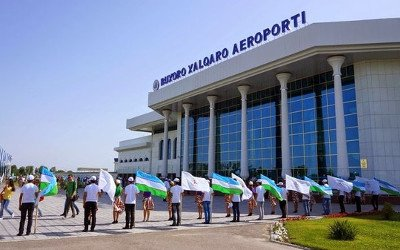 Bukhara Airport becomes best airport among CIS countries