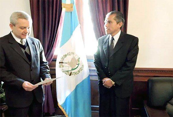 Registrador de Quetzaltenango se recetó pagos a discreción