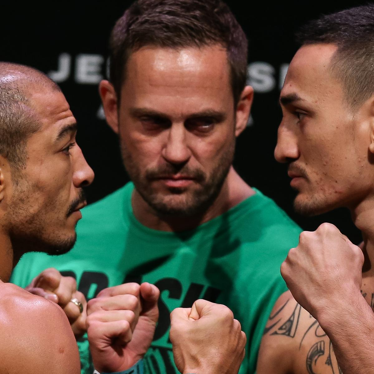 UFC 212 Fight Card: PPV Schedule, Odds and Predictions for Aldo vs. Holloway https://t.co/ABEBW4FyZF #mma #ufc https://t.co/3xyYAZmQ6I