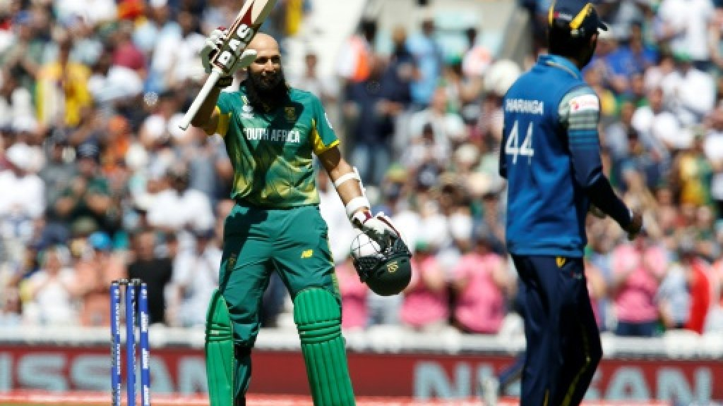 South Africa beat Sri Lanka in Champions Trophy