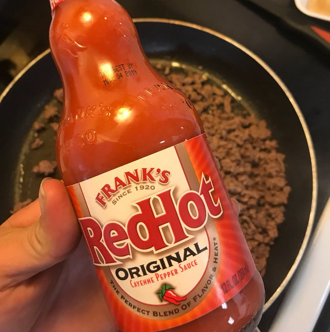 Frank's RedHot Buffalo Chicken Sandwich