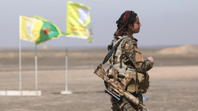 YPG poised to launch decisive bid for Raqqa, ISIL's self-declared capital in Syria