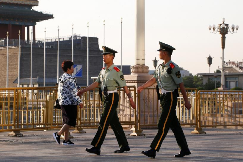 Learn from us on democracy, Taiwan tells China on Tiananmen anniversary