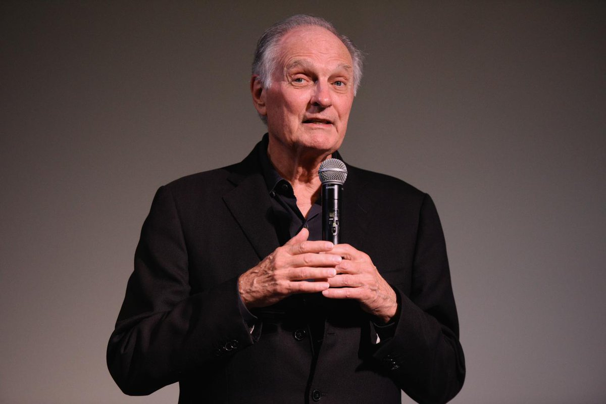 The secret to good communication? Alan Alda shares his wisdom on relationships and science.