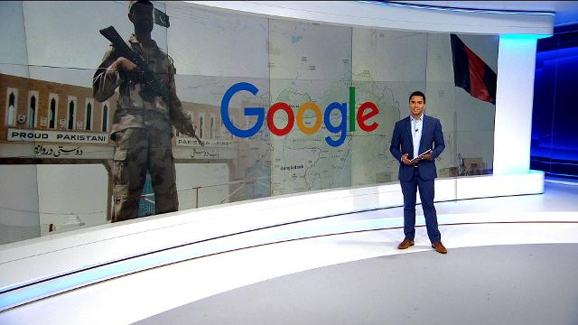 Can Google Maps help solve Afghanistan-Pakistan border dispute?