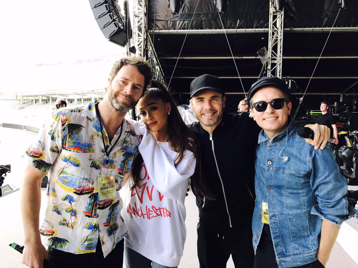 One Love Manchester Benefit Concert: Ariana Grande shows inspiring strength!