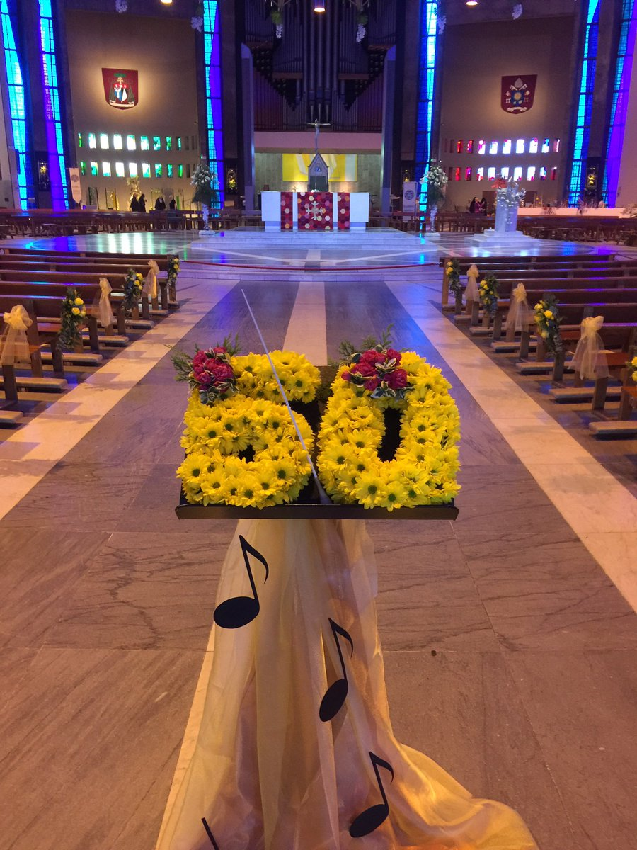 test Twitter Media - Liverpool's Metropolitan Cathedral Golden Jubilee to be featured on BBC Songs of Praise. 3.55 pm on BBC 1 today. https://t.co/ubCZfE7yOx