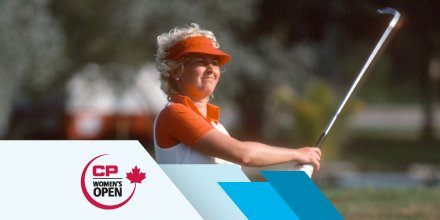 Happy birthday to trailblazer and member, Sandra Post, the first Canadian to play on the tour.