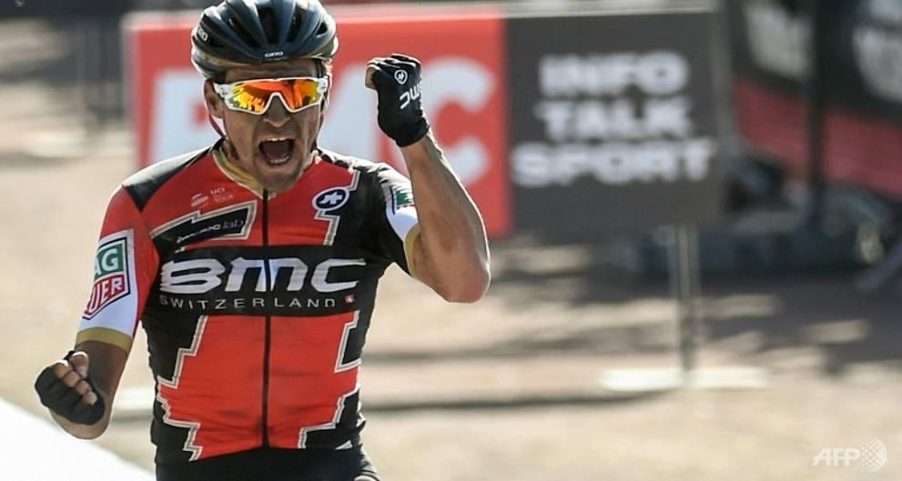 Van Avermaet wins Tour of Luxembourg