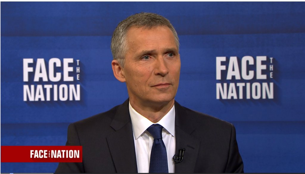 "NATO chief: London attack ""underlines"" importance of anti-terror efforts"