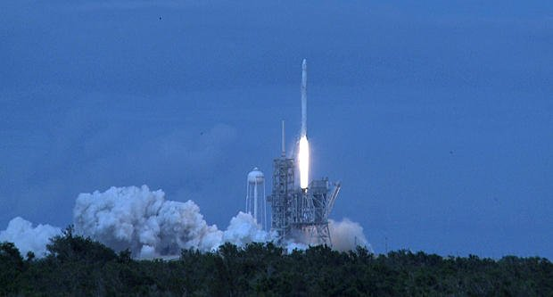 SpaceX chalks up successful launch, landing after two-day delay