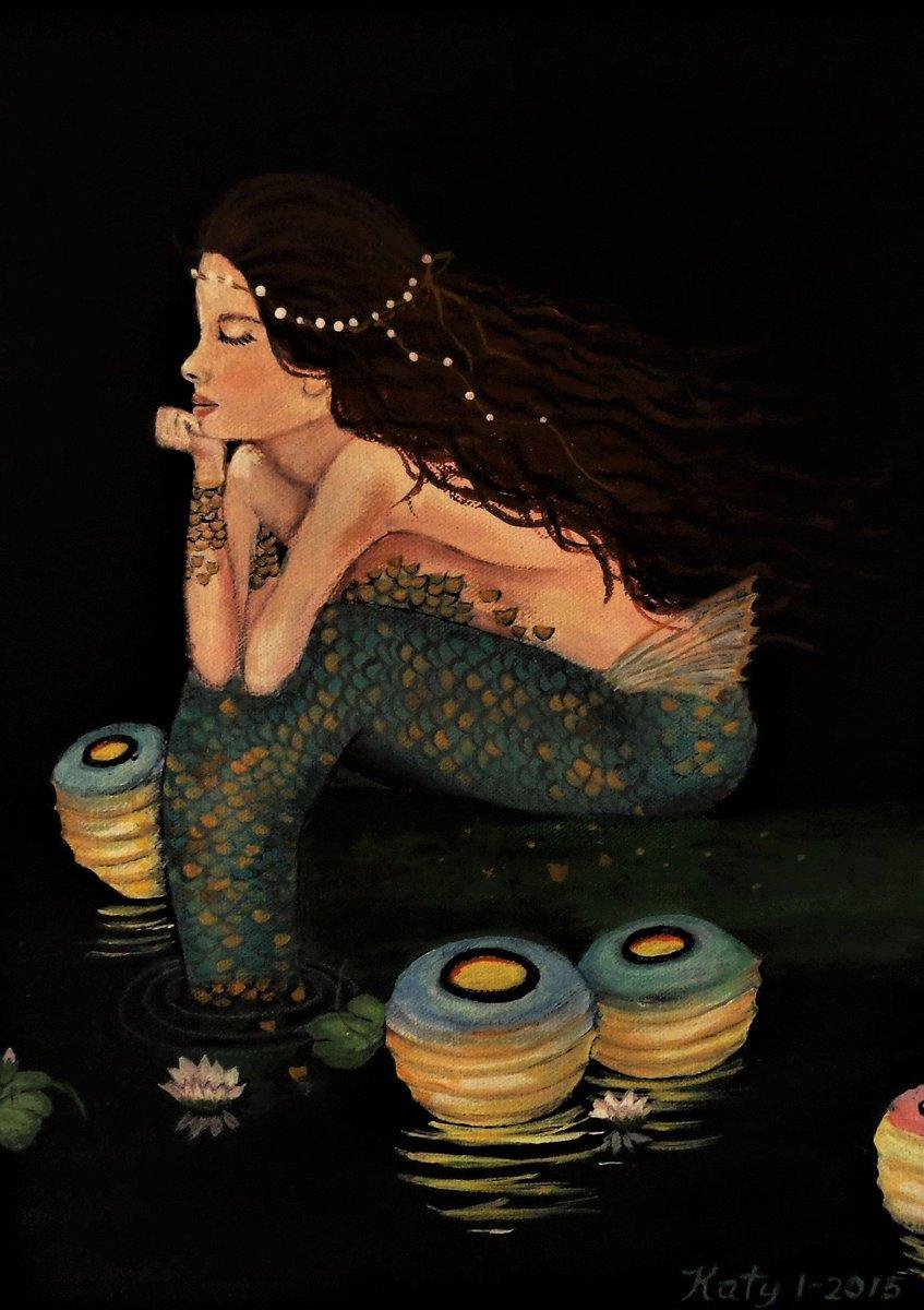#mermaidbathroom