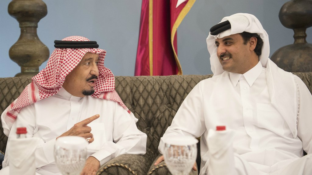 Saudi, Egypt, Bahrain, UAE cut diplomatic ties with Qatar