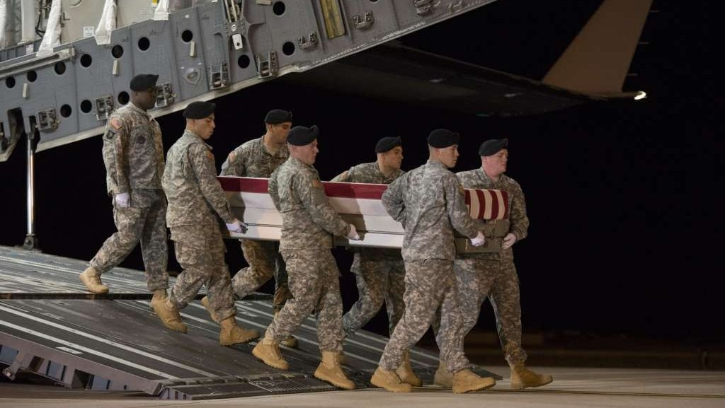Jordanian soldier reportedly charged with killing 3 US soldiers