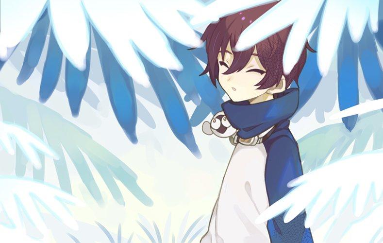 > 血界戦線のレオくんをお願いします!  #odaibako二期楽しみなり