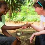 Ebola nurse Pauline Cafferkey meets disease survivors