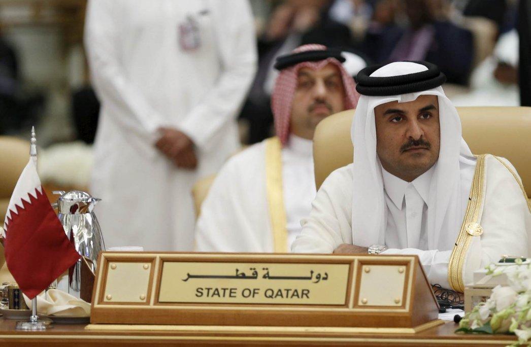Egypt and Saudi Arabia have cut ties to Qatar