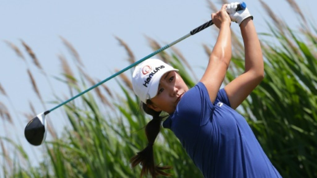 South Korea's Kim claims 5th LPGA title