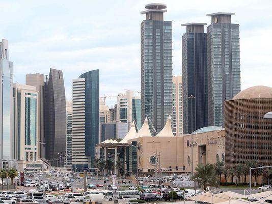 Bahrain, Egypt, Saudi Arabia, and the UAE cut diplomatic ties to Qatar. (Getty)