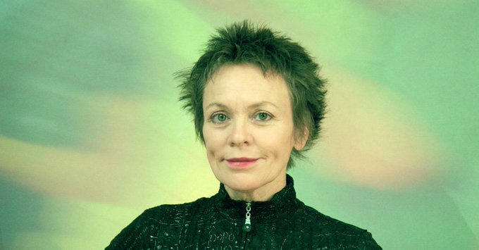 Happy birthday, Laurie Anderson (