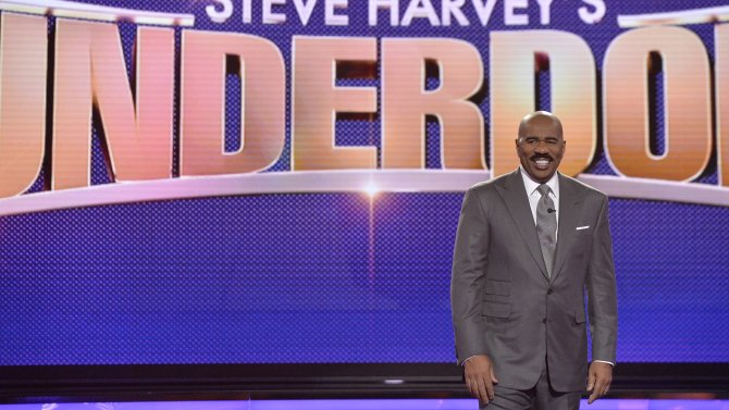 "Hackers leak 8 episodes of unaired @ABC show ""Steve Harvey 's Funderdome"" @IAmSteveHarvey"