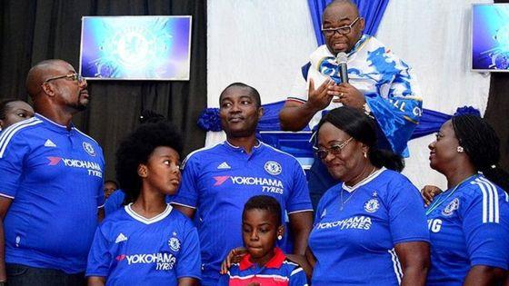 Ghana church holds Chelsea thanksgiving service