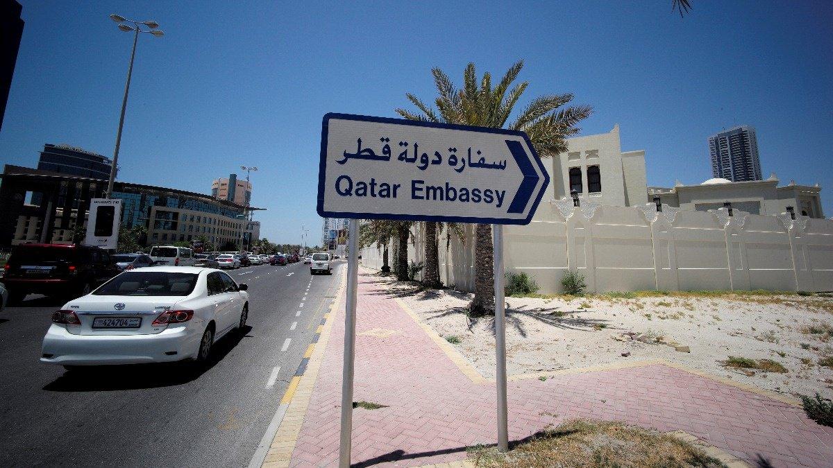 Countries cut links with Qatar over 'terrorism'. Via @ReutersTV