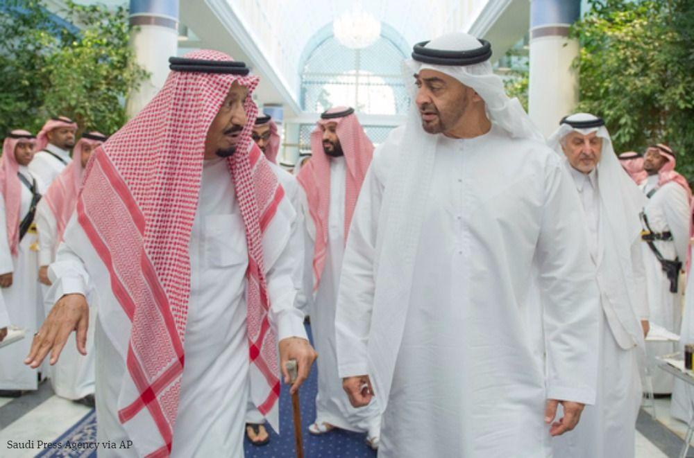 Arab nations cut ties with Qatar, saying it backs terror