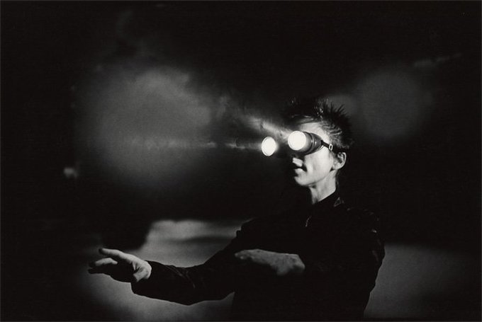 Happy 70th birthday to the inspiring Laurie Anderson!