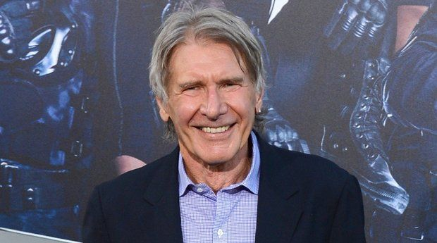 Harrison Ford walks around Boston and people on social media get giddy