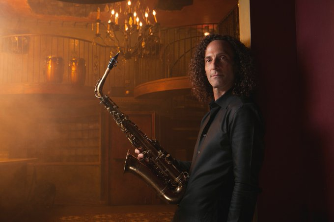 Happy Birthday to Kenny G who turns 61 today!