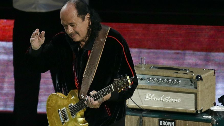 ".@SantanaCarlos accused of messing up ""The Star-Spangled Banner"" during @NBA Finals"