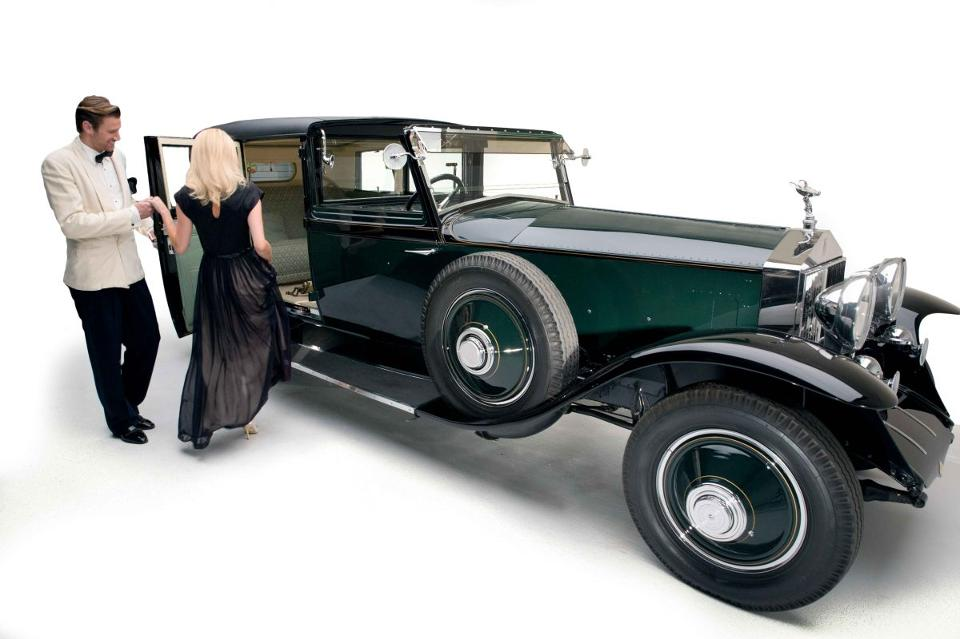 new release of carCelebrate the release of the new phantom with an exhibit featuring