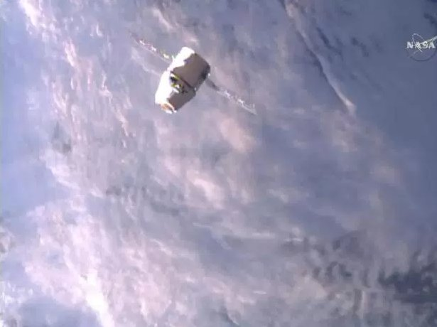 'A new generation': SpaceX Dragon capsule makes return trip to International Space Station